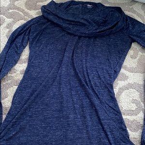 Gap size small light weight cowl neck sweatshirt
